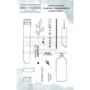 Tampons clear GRAINES DE REVES par Chou and Flowers. Scrapbooking et loisirs créatifs. Livraison rapide et cadeau dans chaque...