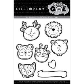 Outils de découpe ANIMALS par Photo Play. Scrapbooking et loisirs créatifs. Livraison rapide et cadeau dans chaque commande.