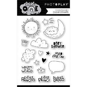 Tampons clear ICONS par Photo Play. Scrapbooking et loisirs créatifs. Livraison rapide et cadeau dans chaque commande.