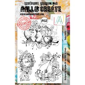 Tampons clear AALL and Create BASIC FRUITS 450 par AALL & Create. Scrapbooking et loisirs créatifs. Livraison rapide et cadea...