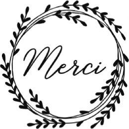 5 stickers cachet de cire MERCI 30MM OR par Artemio. Scrapbooking et loisirs créatifs. Livraison rapide et cadeau dans chaque...