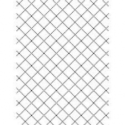Plaque d\'embossage WIRE FENCE