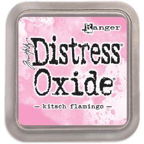 Encre Distress OXIDE KITSCH FLAMINGO par Ranger. Scrapbooking et loisirs créatifs. Livraison rapide et cadeau dans chaque com...