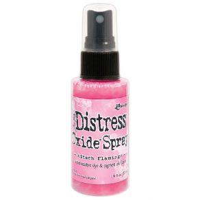 Encre Distress Oxide Spray KITSCH FLAMINGO par Ranger. Scrapbooking et loisirs créatifs. Livraison rapide et cadeau dans chaq...