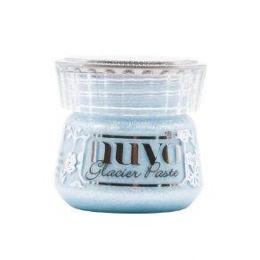 Pâte de texture Nuvo Glacier Paste FROSTBITE par Tonic Studios. Scrapbooking et loisirs créatifs. Livraison rapide et cadeau ...