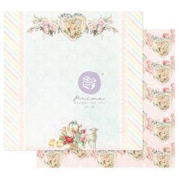 Papier imprimé Magic Love LOVING YOU ALWAYS par Prima Marketing. Scrapbooking et loisirs créatifs. Livraison rapide et cadeau...