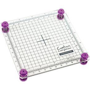 Presse à tampons clear 10 X 10 CM par Crafter's Companion. Scrapbooking et loisirs créatifs. Livraison rapide et cadeau dans ...