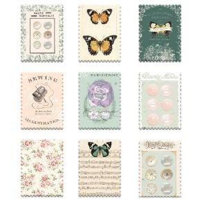 Stickers bois MY SWEET par Prima Marketing. Scrapbooking et loisirs créatifs. Livraison rapide et cadeau dans chaque commande.
