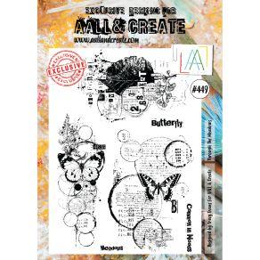 Tampons clear THROUGH THE MEADOWS 449 par AALL & Create. Scrapbooking et loisirs créatifs. Livraison rapide et cadeau dans ch...