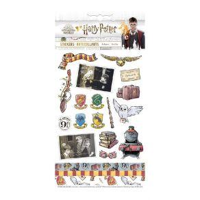 Carnet de stickers Harry Potter CLASSIC par Paper House. Scrapbooking et loisirs créatifs. Livraison rapide et cadeau dans ch...