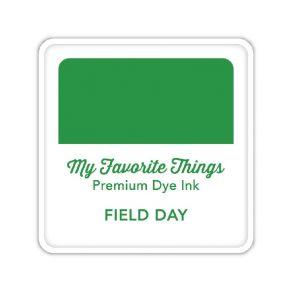 Encre Premium Dye Ink Cube FIELD DAY par My Favorite Things. Scrapbooking et loisirs créatifs. Livraison rapide et cadeau dan...