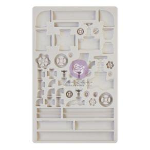 Moule silicone Finnabair RUSTY PIPELINE par Prima Marketing. Scrapbooking et loisirs créatifs. Livraison rapide et cadeau dan...