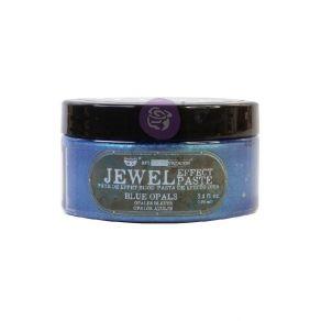 Pâte de texture Finnabair Art Extravagance Jewel BLUE OPALS par Prima Marketing. Scrapbooking et loisirs créatifs. Livraison ...