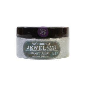 Pâte de texture Finnabair Art Extravagance Jewel DIAMOND RINGS par Prima Marketing. Scrapbooking et loisirs créatifs. Livrais...