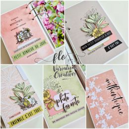 Kit collection A4 PARFUMS PRINTANIERS
