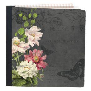 Album À Pochettes Snap Flipbook 15X20 SIMPLE VINTAGE COTTAGE FIELDS par Simple Stories. Scrapbooking et loisirs créatifs. Liv...