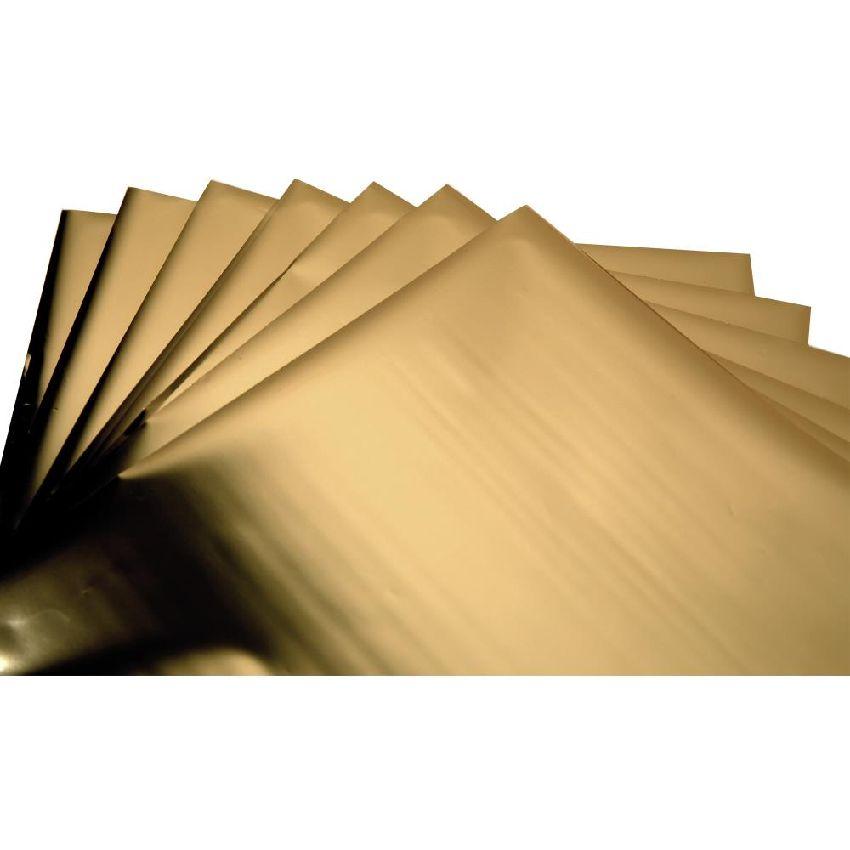 10 feuilles de foil 15 x 15 Sizzix Effectz GOLD par Sizzix. Scrapbooking et loisirs créatifs. Livraison rapide et cadeau dans...
