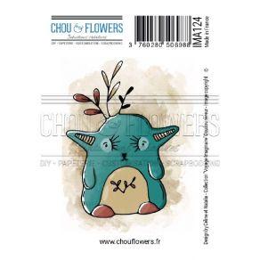 Tampon non monté DOUDOU REVEUR par Chou and Flowers. Scrapbooking et loisirs créatifs. Livraison rapide et cadeau dans chaque...