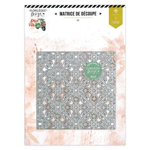 Outil de découpe TOSCANE par Florilèges Design. Scrapbooking et loisirs créatifs. Livraison rapide et cadeau dans chaque comm...