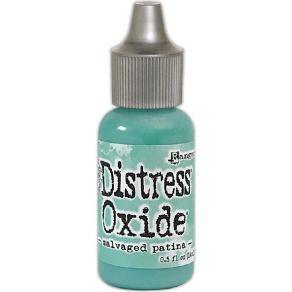 Recharge Distress Oxide SALVAGED PATINA par Ranger. Scrapbooking et loisirs créatifs. Livraison rapide et cadeau dans chaque ...