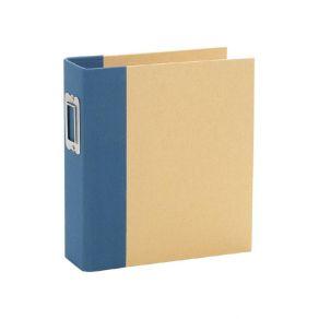 Album à pochettes Snap Flipbook 15X20 NAVY par Simple Stories. Scrapbooking et loisirs créatifs. Livraison rapide et cadeau d...