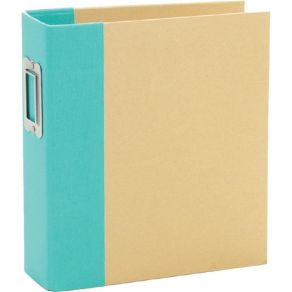 Album à pochettes Snap Flipbook 15X20 TEAL par Simple Stories. Scrapbooking et loisirs créatifs. Livraison rapide et cadeau d...