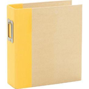 Album à pochettes Snap Flipbook 15X20 YELLOW par Simple Stories. Scrapbooking et loisirs créatifs. Livraison rapide et cadeau...