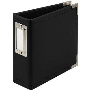 Album classeur 15x15 cm BLACK par We R Memory Keepers. Scrapbooking et loisirs créatifs. Livraison rapide et cadeau dans chaq...