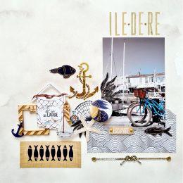 Tampon clear ALPHABET FIN par Florilèges Design. Scrapbooking et loisirs créatifs. Livraison rapide et cadeau dans chaque com...