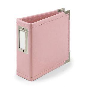 Album classeur 15x15 cm PRETTY PINK par We R Memory Keepers. Scrapbooking et loisirs créatifs. Livraison rapide et cadeau dan...
