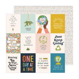 Papier imprimé Reaching Out REACHING OUT par American Crafts. Scrapbooking et loisirs créatifs. Livraison rapide et cadeau da...