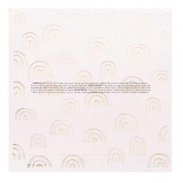 Papier perforé à arcs-en-ciel CAREFREE par Heidi Swapp. Scrapbooking et loisirs créatifs. Livraison rapide et cadeau dans cha...