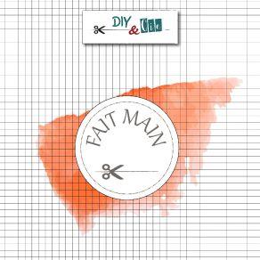 Sceau en laiton pour cachets de cire FAIT MAIN par DIY and Cie. Scrapbooking et loisirs créatifs. Livraison rapide et cadeau ...