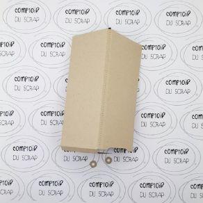 Outil de découpe GRANDE ENVELOPPE par Comptoir du Scrap. Scrapbooking et loisirs créatifs. Livraison rapide et cadeau dans ch...