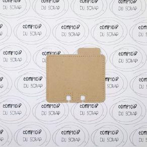 Outil de découpe MEMORYDEX ONGLET par Comptoir du Scrap. Scrapbooking et loisirs créatifs. Livraison rapide et cadeau dans ch...