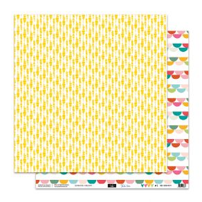 Papier imprimé VOILA L'ÉTÉ 1 par Sokai. Scrapbooking et loisirs créatifs. Livraison rapide et cadeau dans chaque commande.
