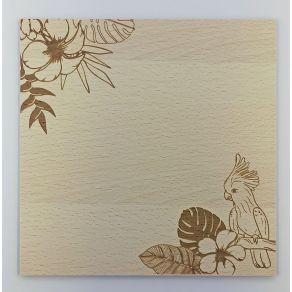 Couverture d'album en bois Variations Créatives PARADIS par Variations Créatives. Scrapbooking et loisirs créatifs. Livraison...