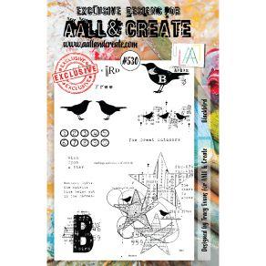 Tampons clear AALL and CreateBLACKBIRD 530