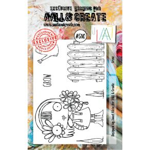 Tampons clear AALL and Create GROW 510
