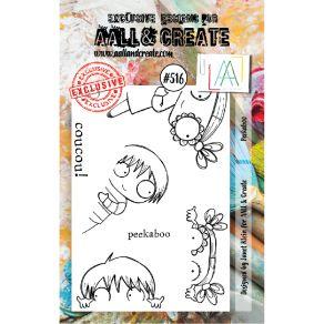 Tampons clear AALL and Create PEEKABOO 516