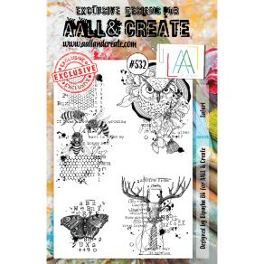 Tampons clear AALL and Create SAFARI 532