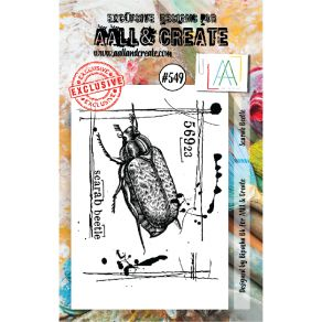 Tampons clear AALL and Create SCARAB BEETLE 549