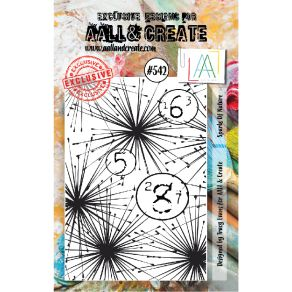 Tampons clear AALL and Create SPARKS OF NATURE 542