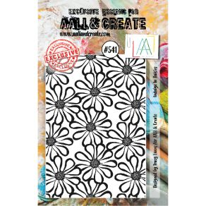 Tampons clear AALL and Create INDULGE IN DAISIES 541