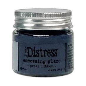 Poudre à embosser Embossing Glaze Distress PRIZE RIBBON par Ranger. Scrapbooking et loisirs créatifs. Livraison rapide et cad...