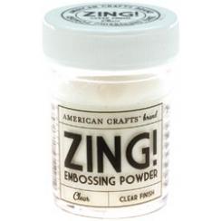 Poudre à embosser ZING CLEAR
