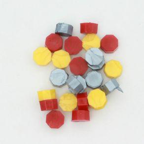 Combo de pastilles de cire ETE INDIEN par DIY and Cie. Scrapbooking et loisirs créatifs. Livraison rapide et cadeau dans chaq...