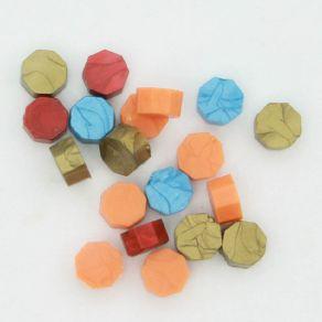 Combo de pastilles de cire ISLAND par DIY and Cie. Scrapbooking et loisirs créatifs. Livraison rapide et cadeau dans chaque c...