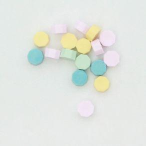 Combo de pastilles de cire PASTEL par DIY and Cie. Scrapbooking et loisirs créatifs. Livraison rapide et cadeau dans chaque c...