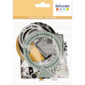 Die cuts IMAGINE XMAS par Artemio. Scrapbooking et loisirs créatifs. Livraison rapide et cadeau dans chaque commande.